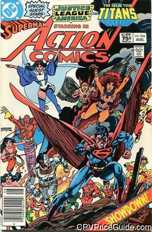 action comics 546 cpv canadian price variant image