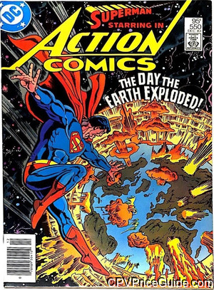 action comics 550 cpv canadian price variant image