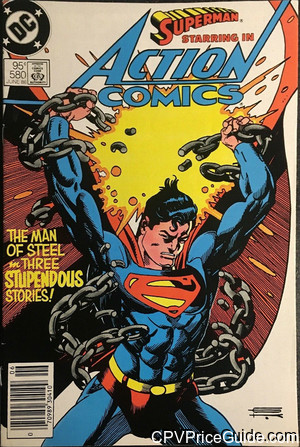 action comics 580 cpv canadian price variant image