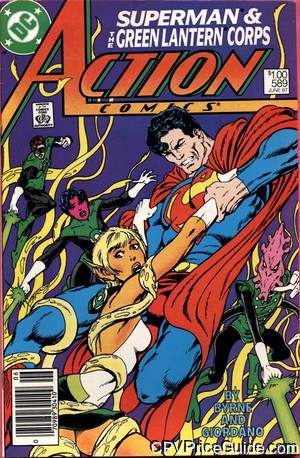 action comics 589 cpv canadian price variant image