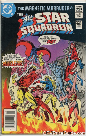 all star squadron 16 cpv canadian price variant image