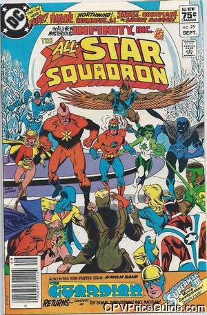 all star squadron 25 cpv canadian price variant image