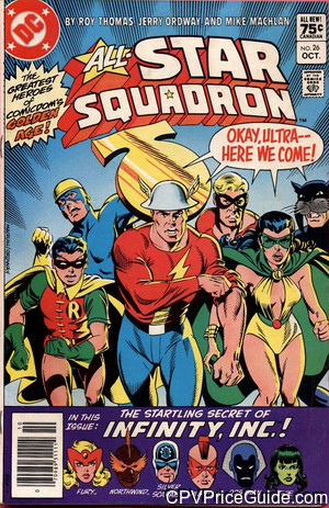 all star squadron 26 cpv canadian price variant image