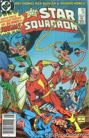 all star squadron 36 cpv canadian price variant image