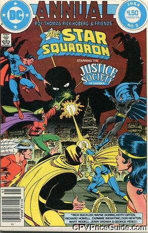 all star squadron annual 3 cpv canadian price variant image