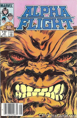 alpha flight 10 cpv canadian price variant image