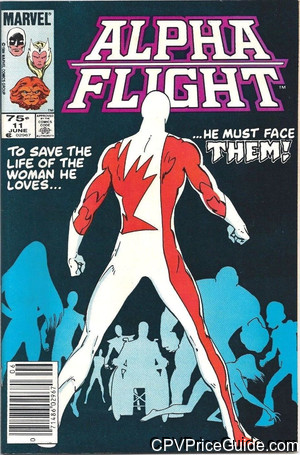 alpha flight 11 cpv canadian price variant image