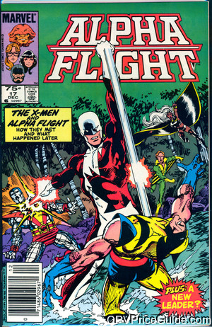 alpha flight 17 cpv canadian price variant image