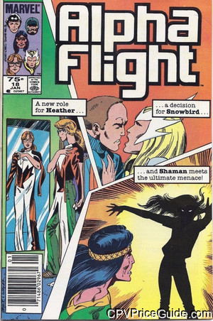 alpha flight 18 cpv canadian price variant image