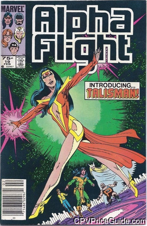 alpha flight 19 cpv canadian price variant image