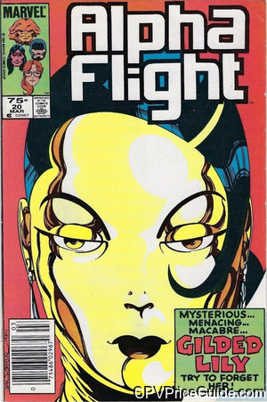 alpha flight 20 cpv canadian price variant image