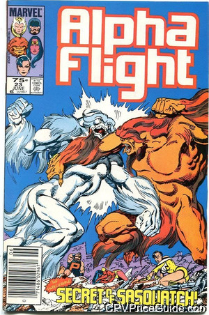 alpha flight 23 cpv canadian price variant image