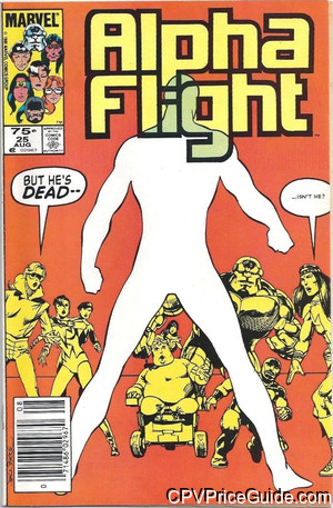 alpha flight 25 cpv canadian price variant image