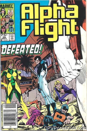 alpha flight 26 cpv canadian price variant image