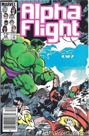 alpha flight 29 cpv canadian price variant image