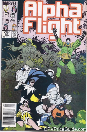 alpha flight 30 cpv canadian price variant image