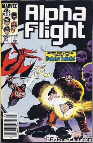 alpha flight 31 cpv canadian price variant image