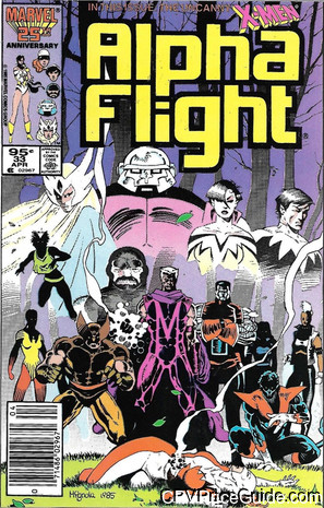 alpha flight 33 cpv canadian price variant image