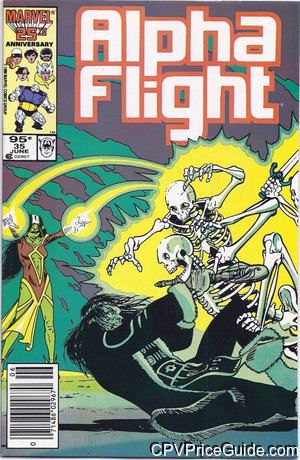 alpha flight 35 cpv canadian price variant image