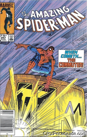 amazing spider man 267 cpv canadian price variant image