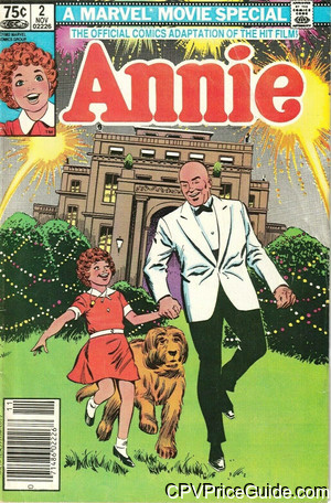 annie 2 cpv canadian price variant image