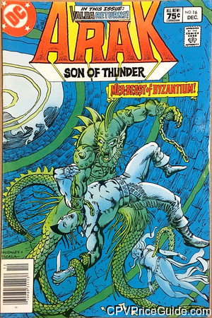 arak son of thunder 16 cpv canadian price variant image