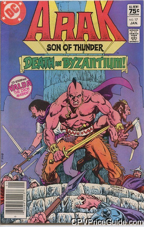 arak son of thunder 17 cpv canadian price variant image
