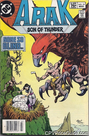 arak son of thunder 19 cpv canadian price variant image