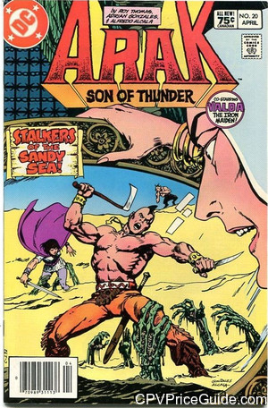 arak son of thunder 20 cpv canadian price variant image