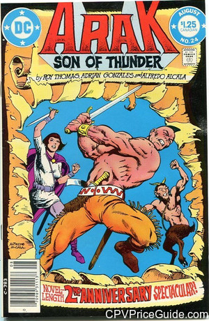 arak son of thunder 24 cpv canadian price variant image