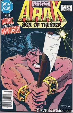 arak son of thunder 29 cpv canadian price variant image