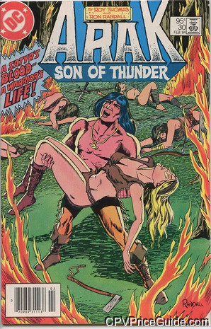 arak son of thunder 30 cpv canadian price variant image