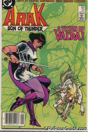 arak son of thunder 37 cpv canadian price variant image