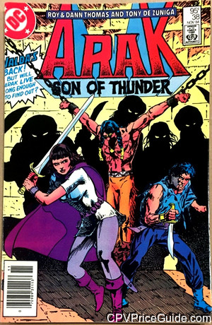arak son of thunder 38 cpv canadian price variant image