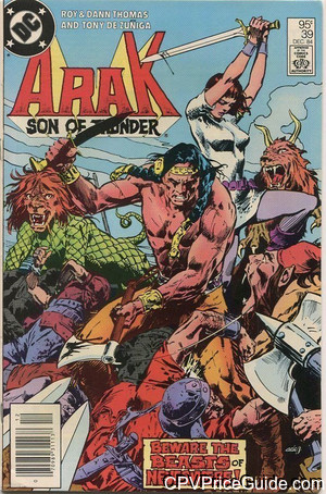 arak son of thunder 39 cpv canadian price variant image