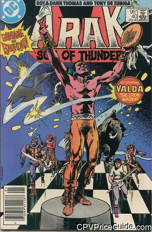 arak son of thunder 40 cpv canadian price variant image