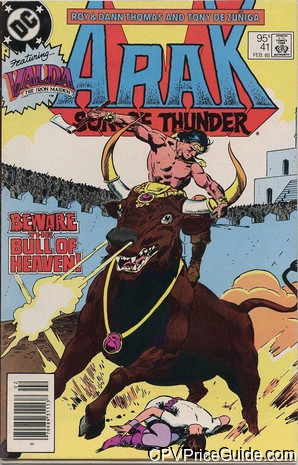 arak son of thunder 41 cpv canadian price variant image