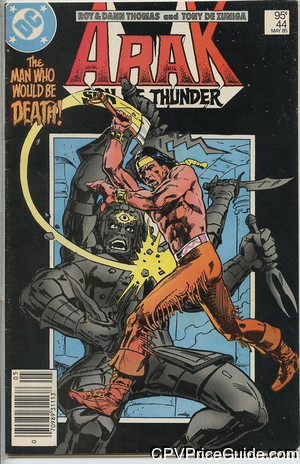 arak son of thunder 44 cpv canadian price variant image