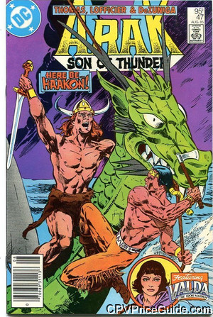 arak son of thunder 47 cpv canadian price variant image