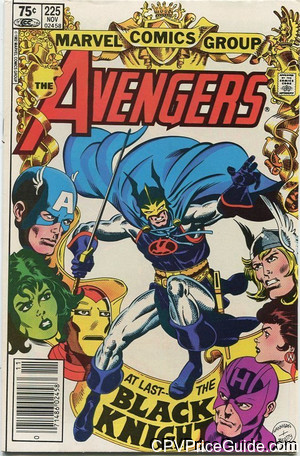 avengers 225 cpv canadian price variant image