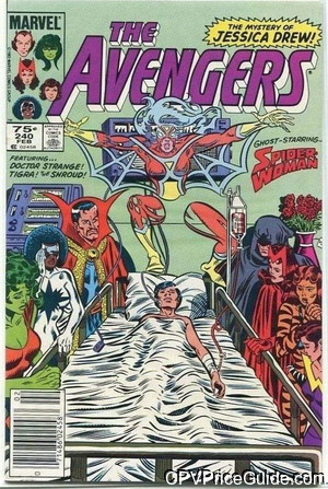 avengers 240 cpv canadian price variant image