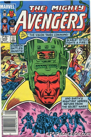 avengers 243 cpv canadian price variant image