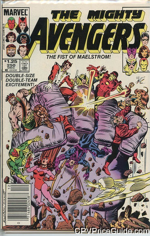 avengers 250 cpv canadian price variant image