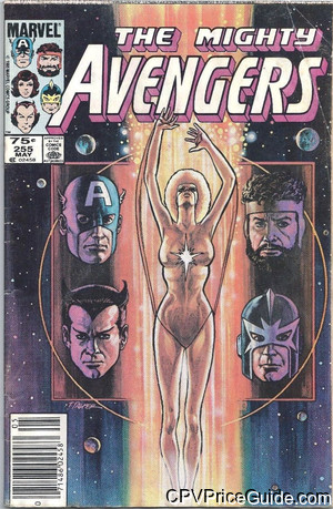avengers 255 cpv canadian price variant image