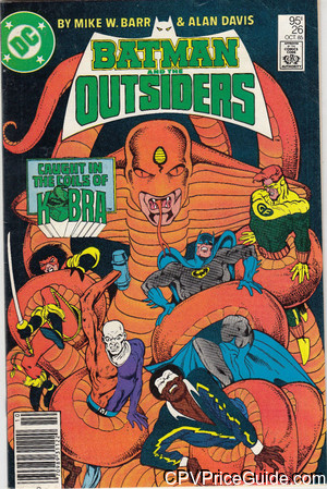 batman and the outsiders 26 cpv canadian price variant image