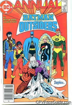 batman and the outsiders annual 2 cpv canadian price variant image