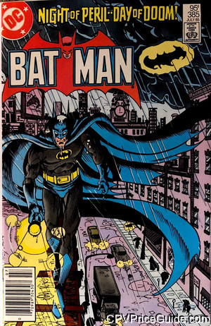 batman 385 cpv canadian price variant image