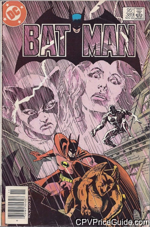 batman 389 cpv canadian price variant image