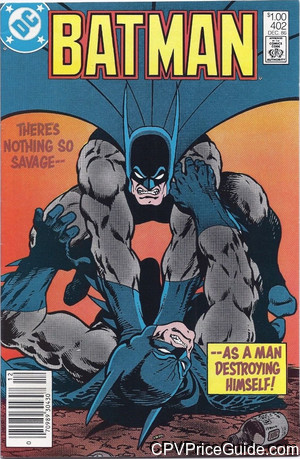 batman 402 cpv canadian price variant image