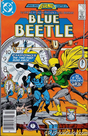 blue beetle 10 cpv canadian price variant image